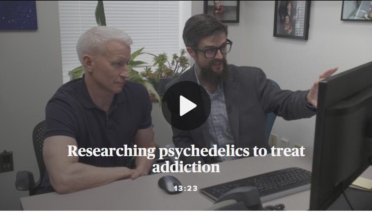Researching Psychedelics to Treat Addiction