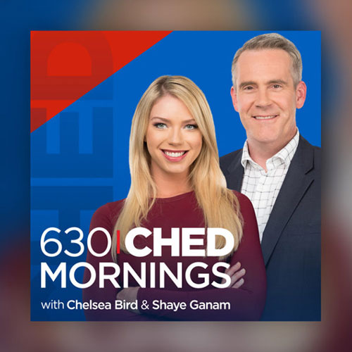 <strong>Global News</strong></br>Interview with Spencer Hawkswell on the Morning Show with Chelsea Bird and Shaye Ganam